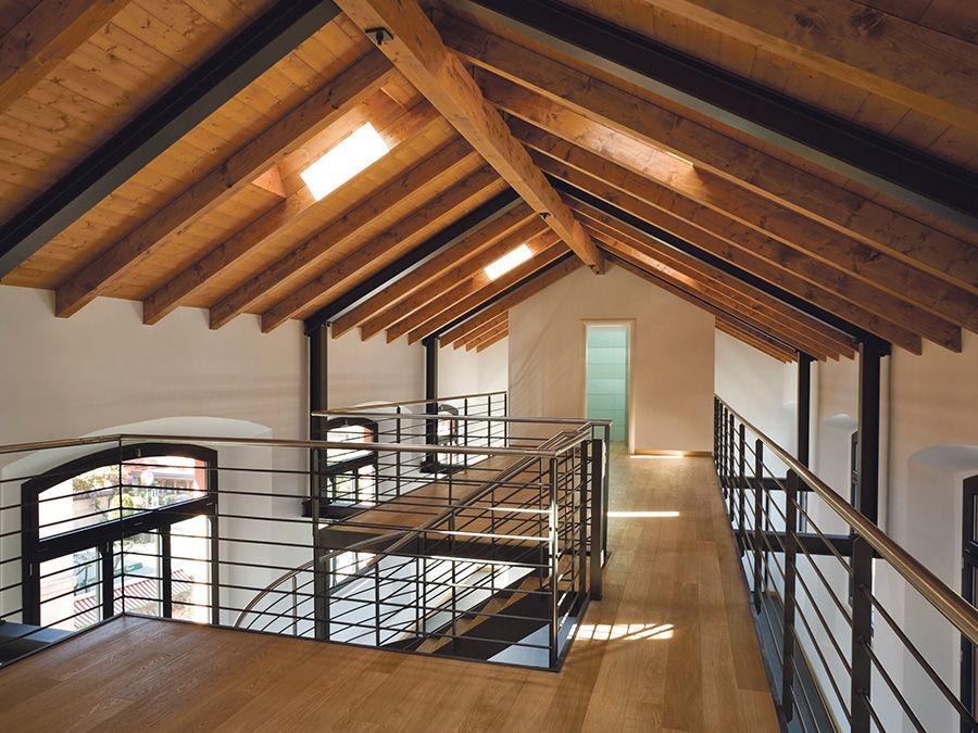 Holzkonstruktionen Als Modernes Gestaltungselement Beim